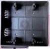 Коробка монтажная двойная под бетон КМ-2
