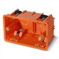 Коробка монтажная одиночная под гипсокартон РЕ030041