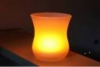 Светодиодная свеча в стакане ЭРА  E17 (24/1680)